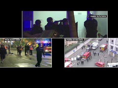 Terrorist attacks: Why France?