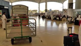 Jeddah - Waiting at Hajj Terminal