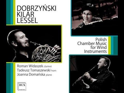 Ignacy Feliks  Dobrzyński - Duo for Clarinet and Piano op. 47