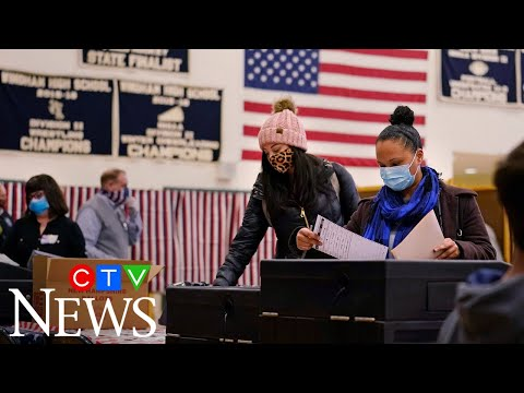 US election: COVID-19 pandemic created a presidential race like no other