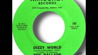 The Ballads   Dizzy World