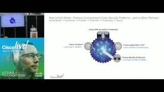 DEVNET 1124 - Cisco pxGrid: A New Architecture for Security Platform Integration