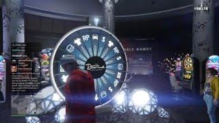 Grand Theft Auto V - Lucky wheel ( podium vehicle win # 6 )