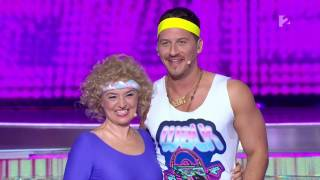 Ábrahám Edit és Vastag Csaba: Brother Louie - tv2.hu/a_nagy_duett