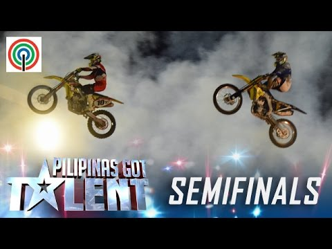 Pilipinas Got Talent Semifinals: UA Mindanao - Motocross Performers
