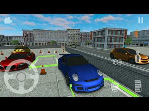Car Parking Valet Level 39 - 40 (Barış Kaplan) Android & iOS Game