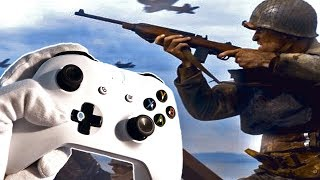 CALL OF DUTY WWII XBOX ONE GAMEPLAY! Multiplayer Private Beta New Update