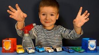 Машинки для детей - Хот Вилс которые меняют цвет. Hot Wheels Cars Colour Shifters.(Выпуск 93: Машинки для детей - Хот Вилс которые меняют цвет. Hot Wheels Cars Colour Shifters. Всем привет, сегодня видео про..., 2014-10-08T06:06:12.000Z)