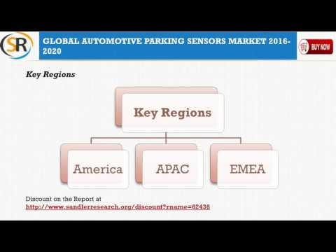 Global Automotive Parking Sensors Market To 2020 Comprehensive Market Research