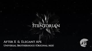 After X & Elegant Ape - Universal Brotherhood (Original Mix) [Stentorian]