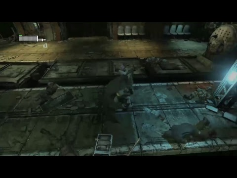 Batman is back part 4 (Batman Arkham City Remastered Gameplay)