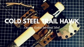 Cold Steel Trail Hawk Survival Mod