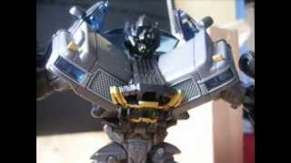 Transformers Stop Motion Barricade