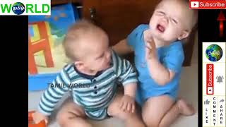 Try Not To Laugh Challenge Funny Kids Vines Compilation 17 - 2018 ★ Funny TWIN Kids