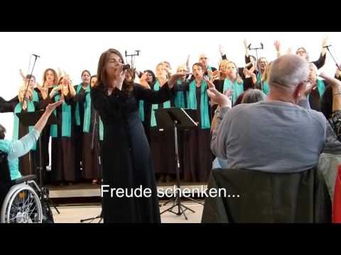 Gospelchor Soul of Mosaic e V    Der Deutsche Chorgipfel 2016