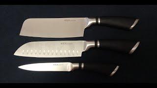 Набор кухонных ножей из Китая.