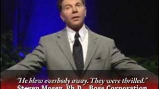 Robert Cialdini - Renowned Expert in the Psychology of Influence, Negotiation & Communication