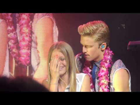"Cody Simpson ""Angel"" Sacramento 6/21/13"