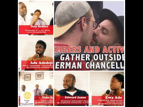 Africans React To Same Sex Marriage Law Just Passed in Germany