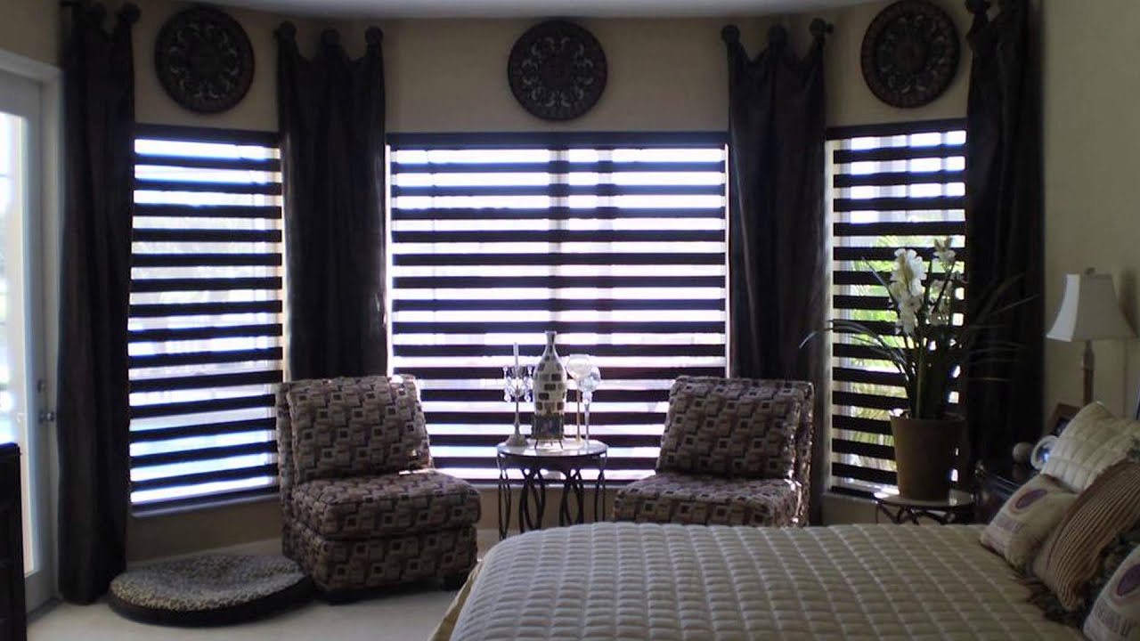 How To Close Blinds >> Cambridge Shop Talk: Budget Blinds - YouTube