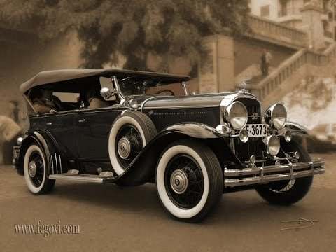 L 39 volution de la voiture de l 39 id e l 39 invention youtube - Comptoir de la voiture de collection ...