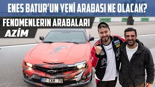 Enes Batur'un Yeni Arabası Ne?