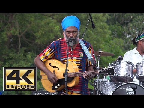 Corey Harris Band at Festival International 2017 - 4K UHD