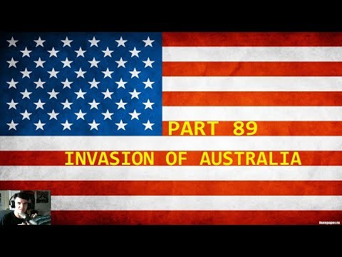 Let's play Supreme ruler 2020 - World annexation part 89 - INVASION OF AUSTRALIA!