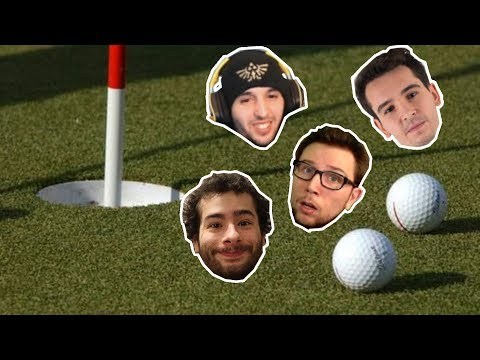 UN MAX DE TROU - GOLF IT (DOMINGO, ZANK, XARI ET THEO)