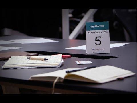 Startupbootcamp FinTech Mexico City Selection Days 2017