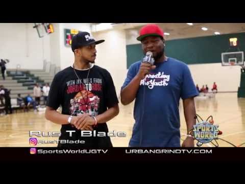 @UrbanGrind TV presents Sports World | NBA Charity Basketball Game in Chicago