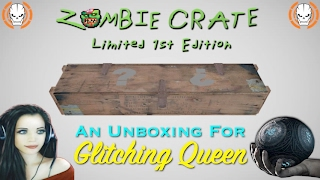 UNBOXING GLITCHING QUEEN