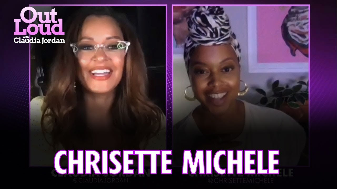 FULL INTERVIEW: Chrisette Michele on Cancel Culture & Redemption | Out Loud with Claudia Jordan