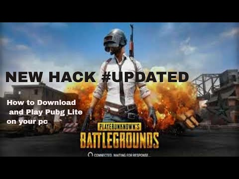 How to Download and Play Pubg Lite on your pc |simple hack|