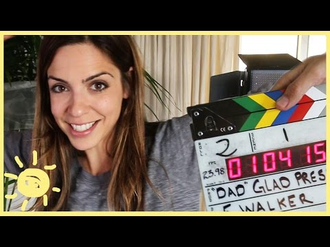 Behind-The-Scenes |  Dad's First Day Alone with Baby!