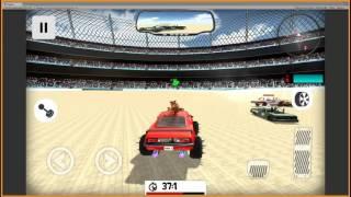Demolition Derby Battle Arena by Imagine Games Studios (Game Play Video)