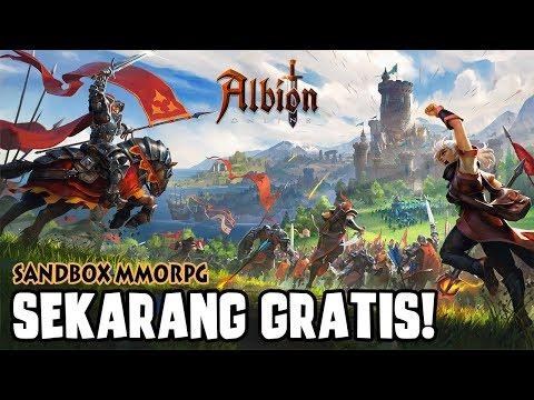 MMORPG Keren Yang Sekarang Gratis - Albion Online (Android/PC)