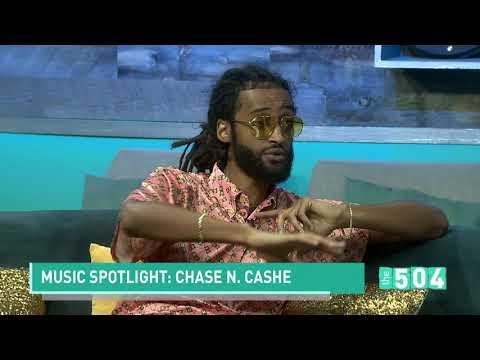 Chase N  Cashe