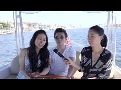 LIFE + STYLE với Thùy Dương: Học lái thuyền cùng ca sĩ Y Phương và Mai Thanh Sơn