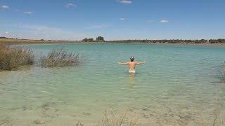 CAMPING HOSTAL LOS MOLINOS Parque Natural de las Lagunas de Ruidera