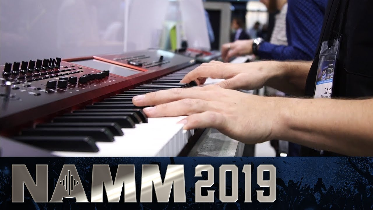 Endless Sound Capabilities with the Limited Edition Korg Kronos - NAMM 2019