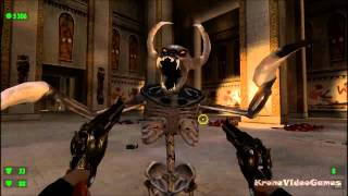 Serious Sam HD: The First Encounter Gameplay PC HD
