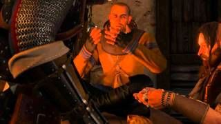 Выебываешься Гюнтер О Дин The Witcher 3: Wild Hunt hearts of stone
