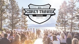 Edgewood Golf Course Lake Tahoe Wedding Video and Film