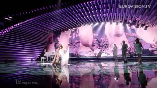 Monika Kuszyńska  In The Name Of Love (Poland) - LIVE at Eurovision 2015 Grand Final
