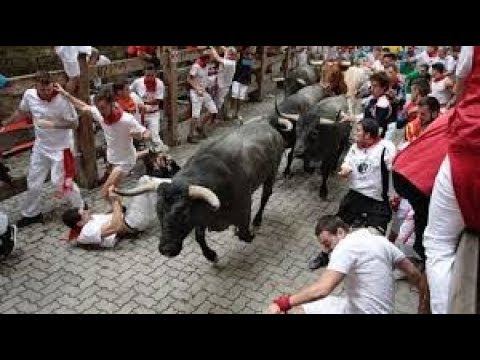 San Fermin 2018 the festival and the running of the bulls 2 day