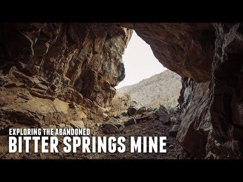 The Abandoned Bitter Springs Mine | NV