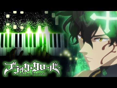 """ブラッククローバー / Black Clover OP 7 - """"JUSTadICE"""" (Piano - ピアノ)"""