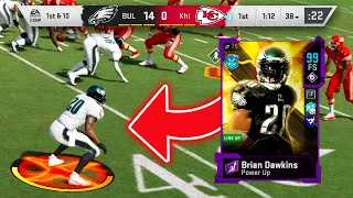 99 OVERALL WEAPON X! DAWKINS MAKES EVERYONE RAGE!!! - Madden 20 Ultimate Team