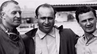 1954 French GP - Mercedes Returns